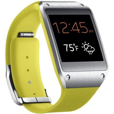 Galaxy Gear Smartwatch - Lime Green