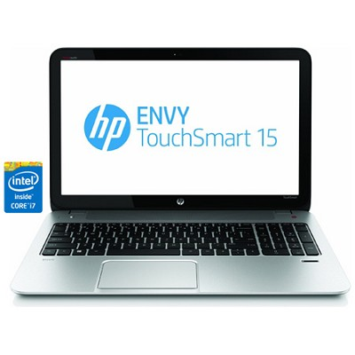 Envy TouchSmart 15.6` 15-j150us Notebk PC Intel Core i7-4700MQ Pro - REFURBISHED