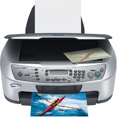 Stylus CX6600 All-In-One Printer, Scanner, Copier, Card Reader