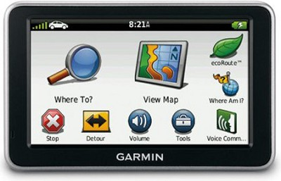 Nuvi 2460LMT 5-Inch Widescreen Bluetooth Portable GPS Navigator w/ Lifetime Maps