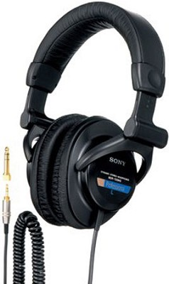 MDR-7509HD Professional Monitor Headphones - OPEN BOX SPECIAL