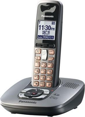 KX-TG6431M DECT 6.0 Expandable Digital Cordless Phone System