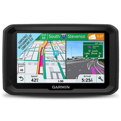 Dezl 580 LMT-S 5 inch GPS Navigator for Trucks & Long Haul (010-01858-02)