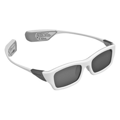 SSG-3300CR Rechargeable 3D Active Glasses Bluetooth, Prescription Ready
