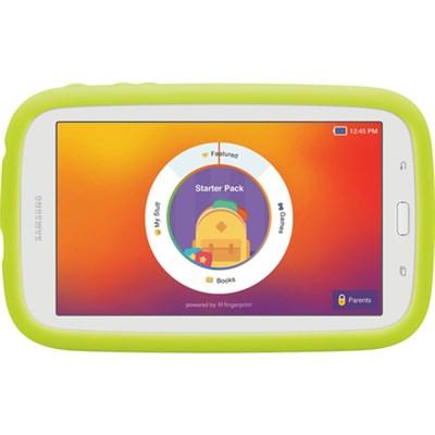 Kids Tab E Lite 7.0` 8GB (Wi-Fi) White with Bumper Case