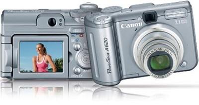 Powershot A620 Digital Camera