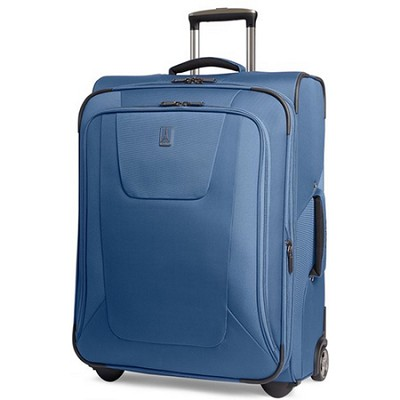 Maxlite3 25` Blue Expandable Rollaboard Luggage