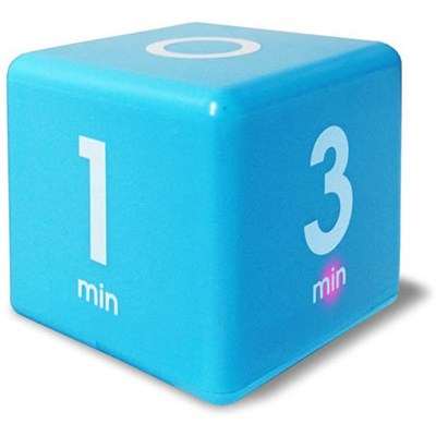 TimeCube - Blue Simple Timer (DF-35)