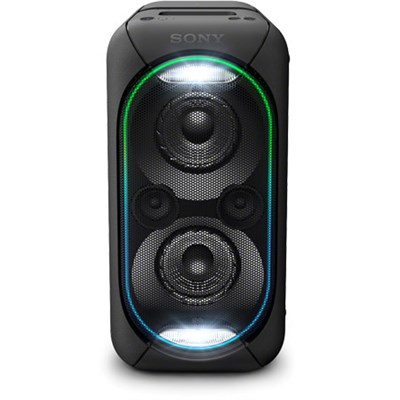 XB60 EXTRA BASS High Power Bluetooth Audio System with Built-in Battery (Black)