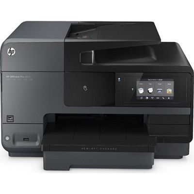 Officejet Pro 8620 e-All-in-One Wireless Color Printer - OPEN BOX
