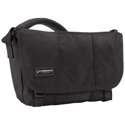 Classic Messenger Bag, Large (Black)