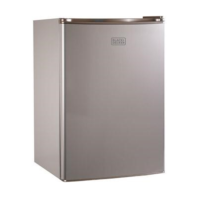 Compact Refrigerator Energy Star Single Door Mini Fridge with Freezer - BCRK25V