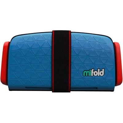 MF01-US/DBL Grab-and-Go Car Booster Seat (Denim Blue)