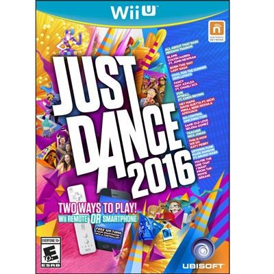 Just Dance 2016 WiiU