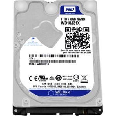 1TB WD Blue  2.5` SSHD