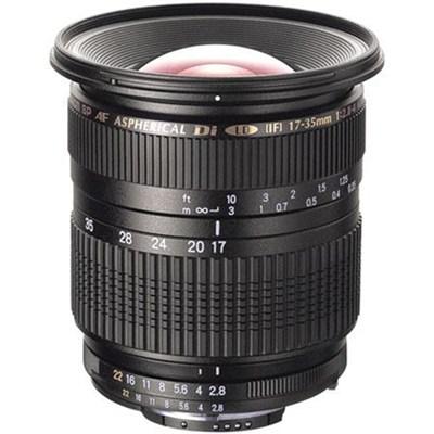AF 17-35mm f/2.8-4.0 Di LD SP Aspherical IF Lens for Nikon Mounts
