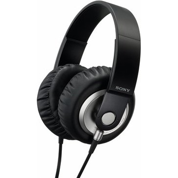The MDR XB500 Extra Bass Series Headphones