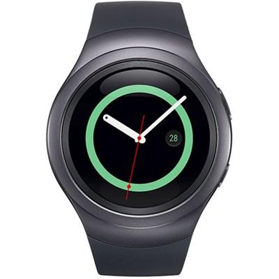 Gear S2 Bluetooth/Wifi Smartwatch w/ HRM (Dark Gray)
