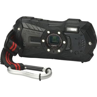 Optio WG-2 Black Waterproof Shockproof Coldrpoof Crushproof 16MP-OPEN BOX