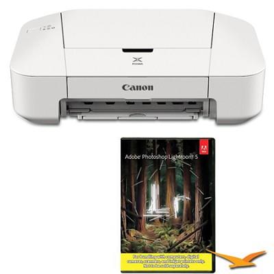 Pixma iP2820 Inkjet Printer with Photoshop Lightroom 5
