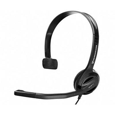 PC21II Single-Sided Headset with Microphone - 504520