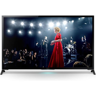 XBR65X950B - 65-Inch X950B Flagship 4K Ultra HD 3D Smart TV Motionflow XR 960