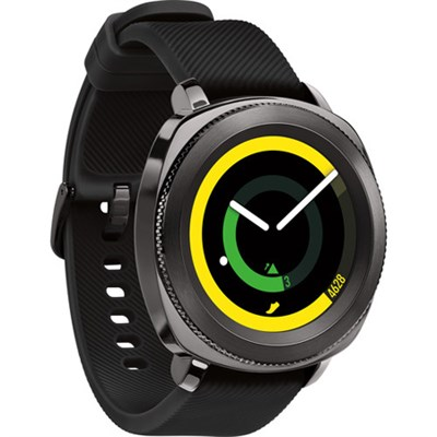 Gear Sport Fitness Watch (Black)