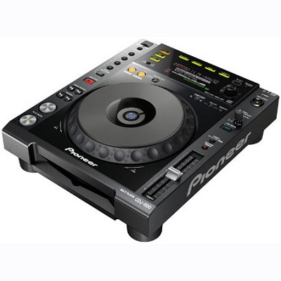 Performance Multi Player - Black - CDJ-850K