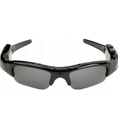 Lorexvue Video Sunglasses- The perfect video camera sunglasses.