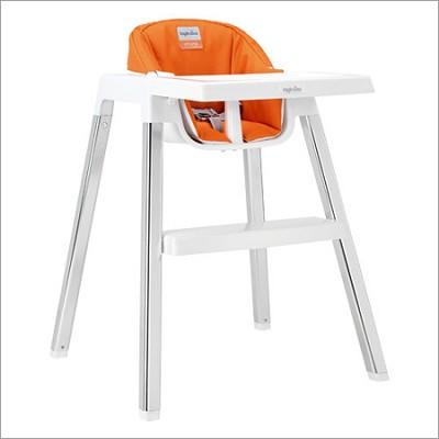 Club Lightweight High Chair (Orange)