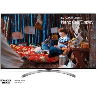 55SJ8500 SUPER UHD 55` 4K HDR Smart LED TV (2017 Model)
