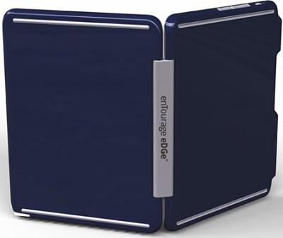 eDGe Netbook and eReader Dualbook (Midnight Blue)