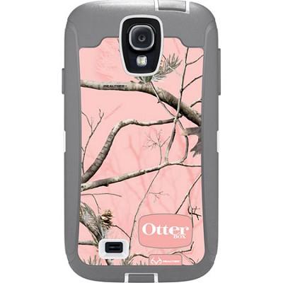 OB Samsung Galaxy S4 Defender - Realtree AP Pink