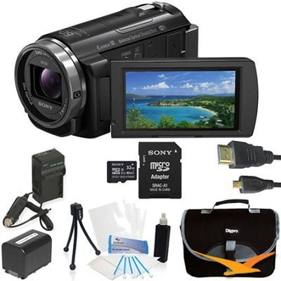 HDR-PJ540/B Full HD 60p/24p Camcorder w/ Balanced Optical SteadyShot Kit