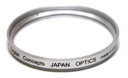 27mm Multicoated UV Protective Filter (you must have this basic clear filter!)