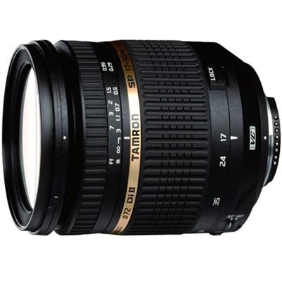 SP AF 17-50mm F/2 8 XR Di II VC LD Lens for Nikon AF - Refurbished