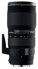 70-200mm f/2.8 EX DG APO HSM Telephoto Zoom w/ Macro, AF Lens for Nikon