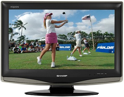 LC-20D42U - AQUOS 20` High-definition LCD TV