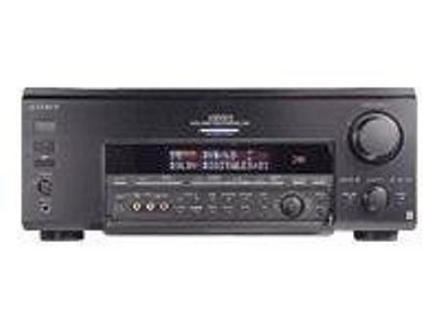 STR-V333ES 550-Watt Receiver - OPEN BOX