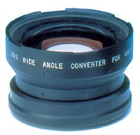 DS-65CV-SB .65x Wide Angle Converter Lens - for Sony Bayonet