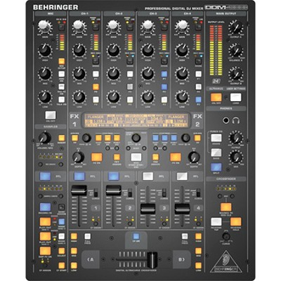 DDM4000 32-bit Digital DJ Mixer - OPEN BOX