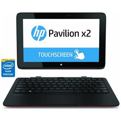 Pavilion 11.6` HD 11-h110nr X2 Notebook / Tablet PC - Intel Pentium N3520 Proc.