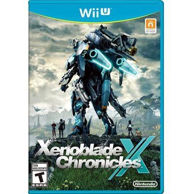 Xenoblade Chronicles X WiiU
