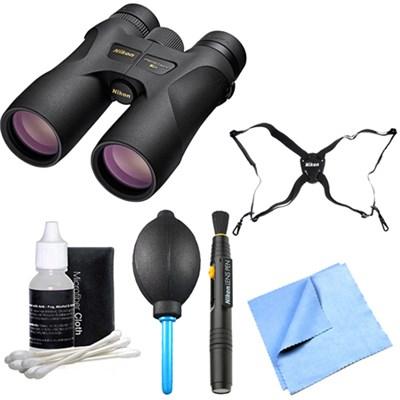 16002 PROSTAFF 7S 8x42 All-Terrain Binoculars Explorer Bundle