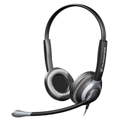Binaural Headset with XL Ear Cap - CC550