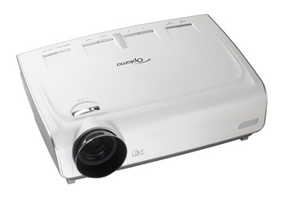 HD73 - 720p DLP Home Theater Projector - 1300 ANSI Lumens