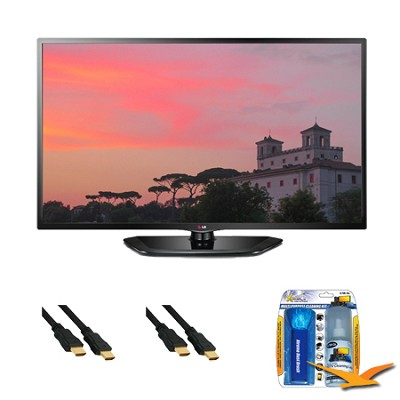 32LN530B 32 Inch 720p 60Hz Direct LED HDTV Value Bundle
