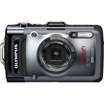 TG-1iHS 12 MP Waterproof Digital Camera 4x Optical Zoom - Refurbished