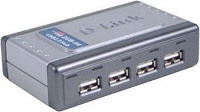 DUB-H4 High Speed USB 2.0 4-Port Hub