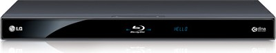 BD570 Network Blu-Ray Disc Player - OPEN BOX